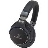 AUDIO-TECHNICA Hi Res Sound Quality Headphones [ATH MSR7] - Black - Headphone Full Size